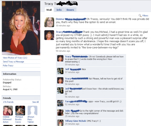 ... Humor: the Internet is Buzzing with Funny Facebook Screenshots