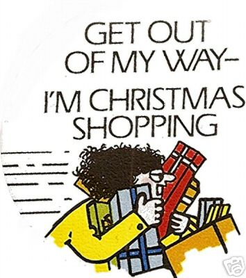 Holiday shopping social media