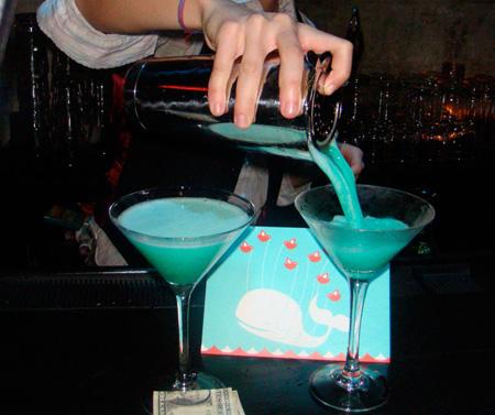 Fail Whale Martini