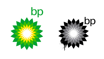 bp logo black and white - photo #1