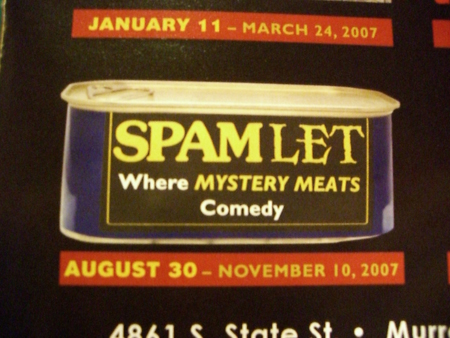 SPAMlet 