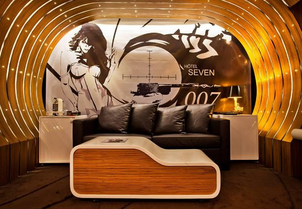 Brian Solis' room